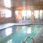 Fun and relaxing heated Indoor pool and spa