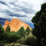 Garden of the Gods. beautiful