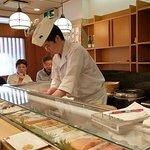 Foto de Tsukiji Sushisay Honten