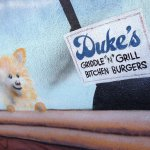 Definitely Bitchen Burgers! yum!