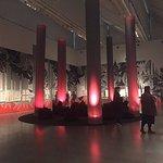 Tove Jansson exhibit, 2nd floor.