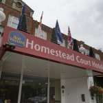 Photo de BEST WESTERN Welwyn Garden City Homestead Court Hotel