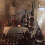 Gothic church model