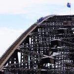 Pylon Lookout at Sydney Harbour Bridge Foto