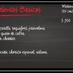 Ingredientes Basicos