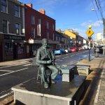 Willie Clancy Statue