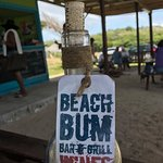 Our favourite beach bar