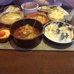 Folie de riz de veau baignant dans des sauces visqueuses et gélatineuses