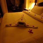 Towel Animals- sting ray <3