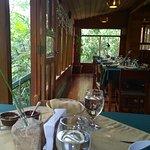 Evening dining at Tremonti.