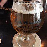 """Great craft beer like this glass of Lawson's Finest """"Sip of Sunshine""""!"""