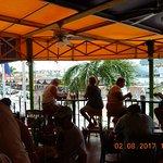 Overlooking Cruise Ships