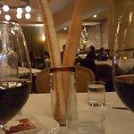 Giant breadsticks!