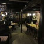 Compasses Inn, very quirky