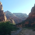 Nearby Zion National Park