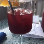 Sangria at Old Town Mexican Cafe