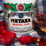My first time trying Metaxa - smooth is all I can say.