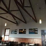 Wharf restaurant inside