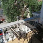 One of our 2 balconies