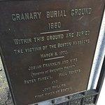 Photo de Granary Burying Ground