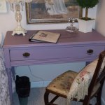 Room 4 / French Escape - desk area