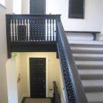 Fine stairway