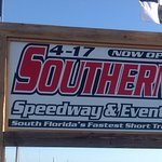 New track name is 4-17 Southern Speedway and Events