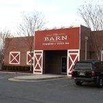 The Barn - Entrance