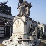 Monumental Cemetery Foto