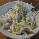 Very good cole-slaw