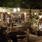 Gardenia Restaurant, Sanur, Bali.