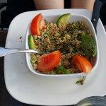 Salade vegan 16eur