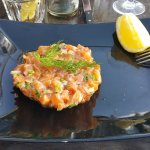 Tartare de saumon 19eur