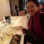 Bosk Restaurant, make sure to make reservations!
