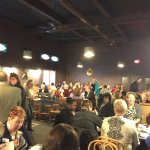 Gina's Pizza is a popular location for special events and meetings.