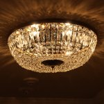 amazing chandeliers are everywhere!