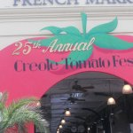 Entrance to French Market