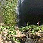 Full view of San Ramon Waterfall