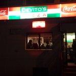 Front of Devito's