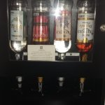 Part of the minibar - refilled every two days but more often if you ask them to