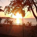 sunset Jamaican style
