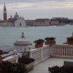 Vue de San Giorgio Maggiore et de la Giudecca