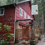 Copper Creek Inn Restaurant is a great restaurant in Ashford, WA.