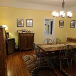 Dining room of Waypoint House B&B