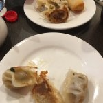 Tough & Cold Dumplings and Soggy Spring Roll