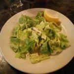 The Cesar Salad.