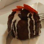 Molten lava cake!