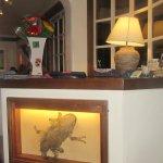 Front Desk Area, Rio Grill, Carmel, CA
