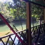 Habitación junto al rio