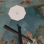 Cross and the prayers
